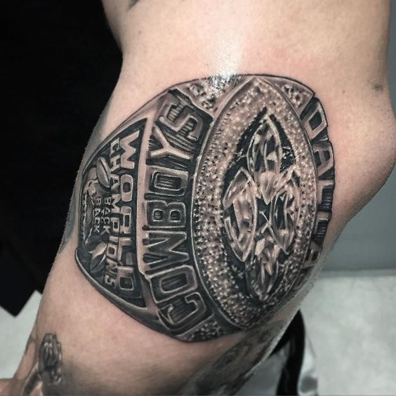 Dallas Cowboys Tattoos 55 Collections Browse Slodive