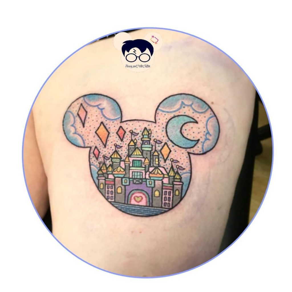 Disney World Tattoo