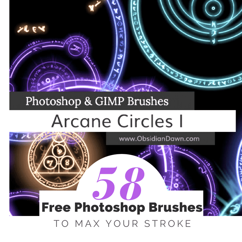 58 Best Free Photoshop Brushes to Max Your Stroke