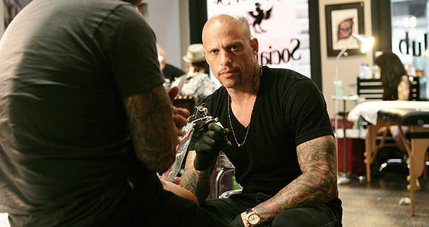 Ami James famous tattoo artists