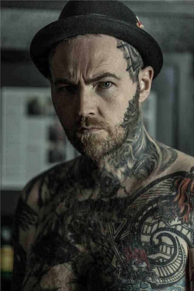Kevin Paul famous tattoo artists