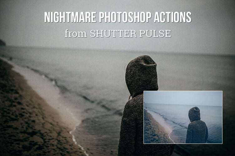 Nightmare Photoshop Action from shutter pulse