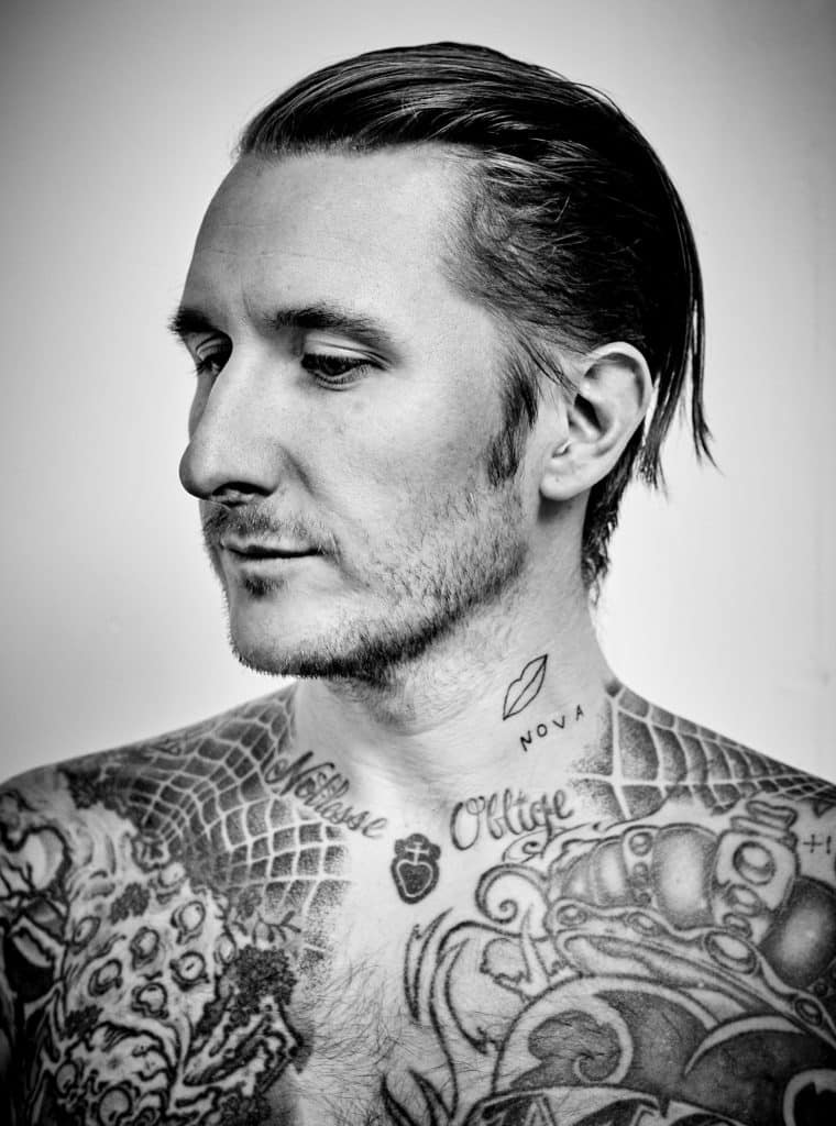 Scott Campbell famous tattoo artists