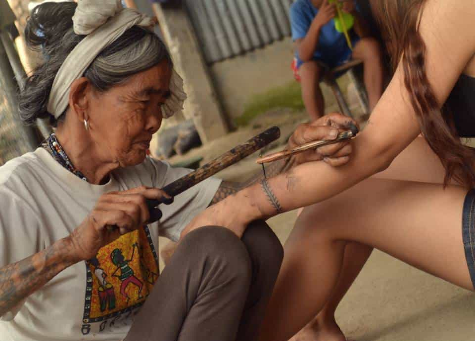 Whang-od Oggay famost tattoo artists