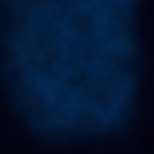 Blue dust background