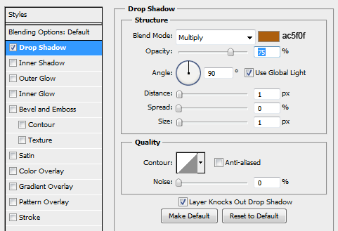 dvd dropshadow text How To Create a DVD Cover For Your Digital Product