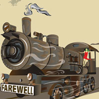 Sweet Farewell Presentation Illustration Tutorial