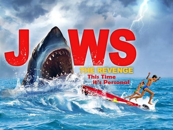 text settings How to Create Realistic JAWS Movie Poster in Photoshop