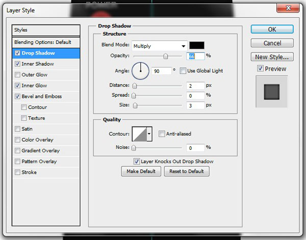 06 Create A Realistic TV Remote Controller In Photoshop