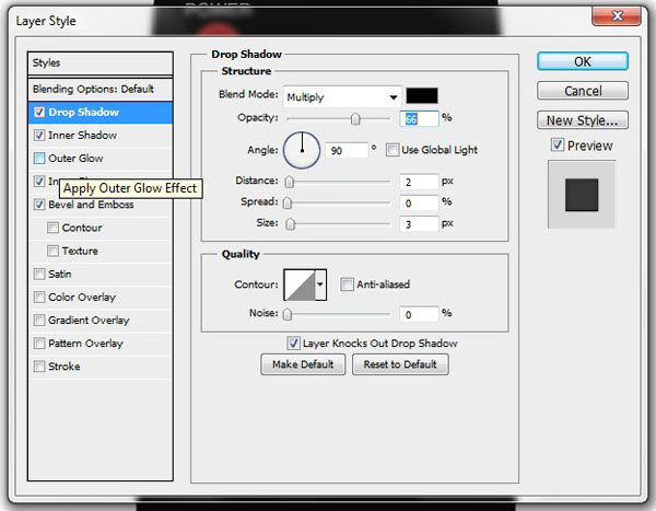 08 Create A Realistic TV Remote Controller In Photoshop
