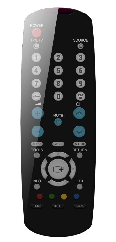 18 2 Create A Realistic TV Remote Controller In Photoshop