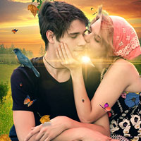 Mind Blowing Valentine's Day Photo Manipulation Tutorial